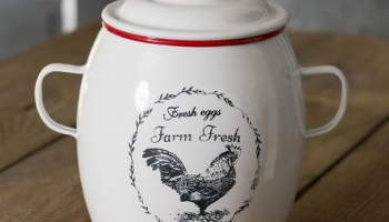 Farmhouse Farmfresh Canister