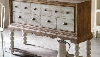 Farmhouse Sideboard Table